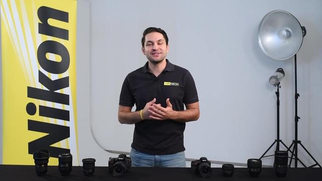 Nikon - Lichtempfindlichkeit Video 4