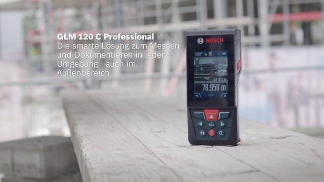 Laser Entfernungsmesser Aussenbereich : Bosch glm c professional laser entfernungsmesser zubehör set