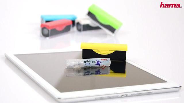 Hama Tablet-Reinigung Video 3