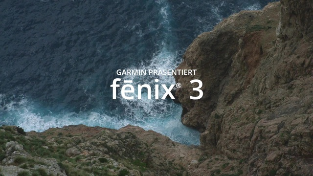 Garmin fenix 3 HR lifestyle Video 3