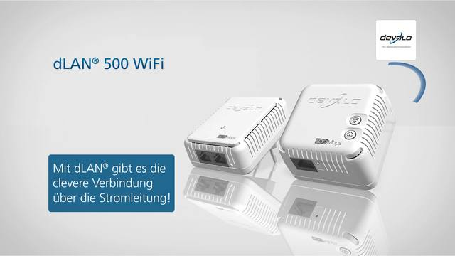 Devolo - dlan 500 WiFi Video 11