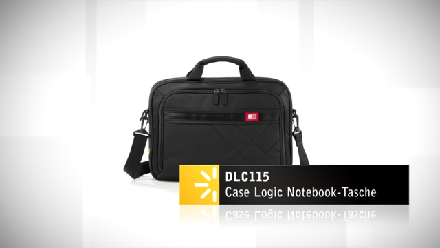 Case Logic Notebook-Tasche DLC115 Video 3