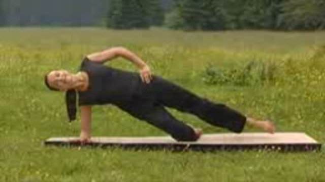 Barbara Becker - Pilates/Yoga Video 3