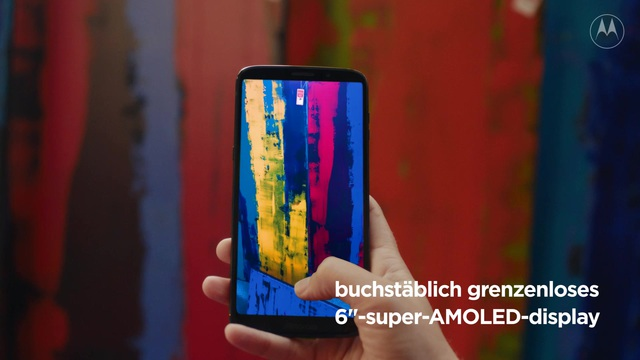 Motorola - Moto Z3 Play Video 3