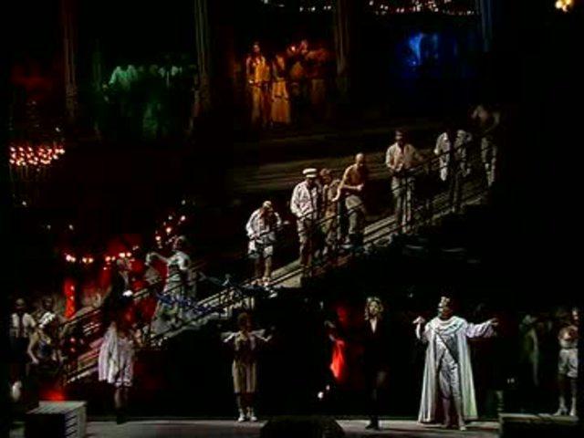 Orpheus in der Unterwelt (Deutsche Oper, 1984) Video 3