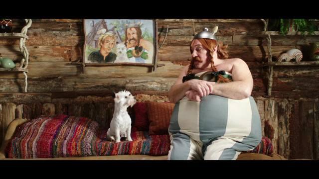 Asterix & Obelix - Im Auftrag Ihrer Majestät Video 3