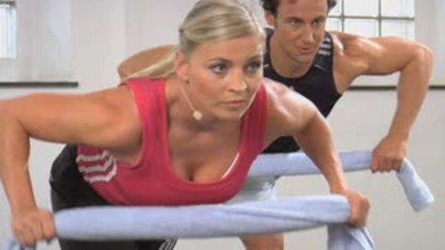 Regina Halmich - Box Dich fit Video 5
