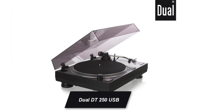 Dual - DT 250 USB Video 3