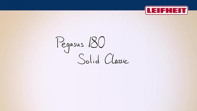 Leifheit - Pegasus 180 Solid Classic Video 2