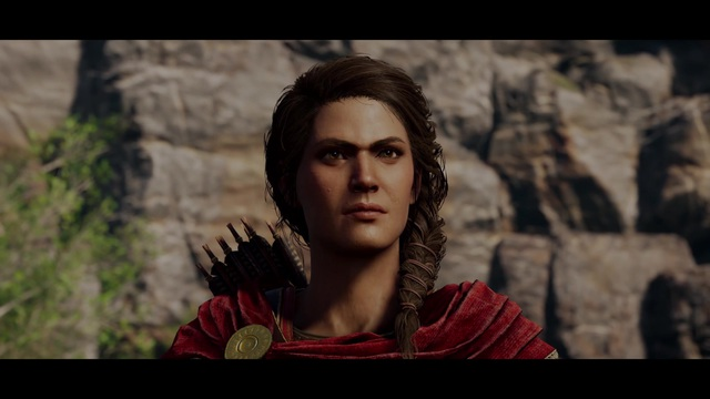 Assassin's Creed - Odyssey - Kassandra Video 8