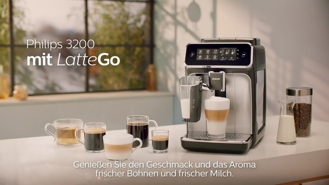Philips_Omnia_Series_3200_LatteGo Video 3