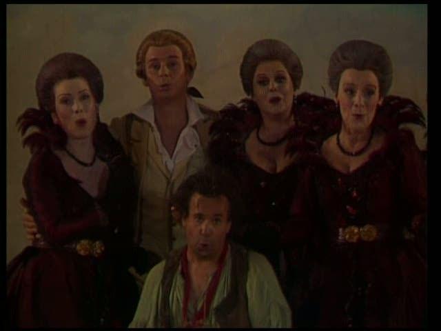 Wolfgang Amadeus Mozart - Die Zauberflöte Video 2
