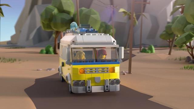 LEGO Creator - Surfermobil 31079 Video 3