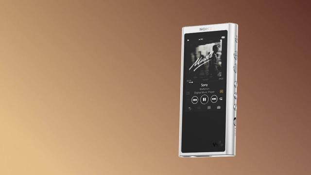 Sony - Walkman NW-ZX300 Video 23