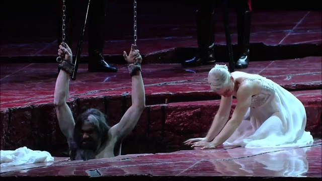 Richard Strauss - Salome, Bologna 2010 Video 3