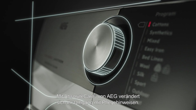 AEG - AbsoluteCare-System - Feine Bluse Video 15