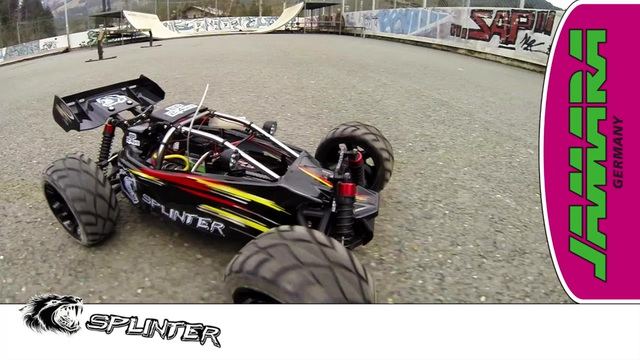 Jamara - Splinter (053270/71/75) Video 3