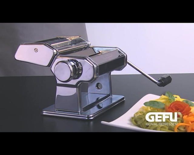GEFU - Pastamaschine Pasta Perfetta de luxe Video 3