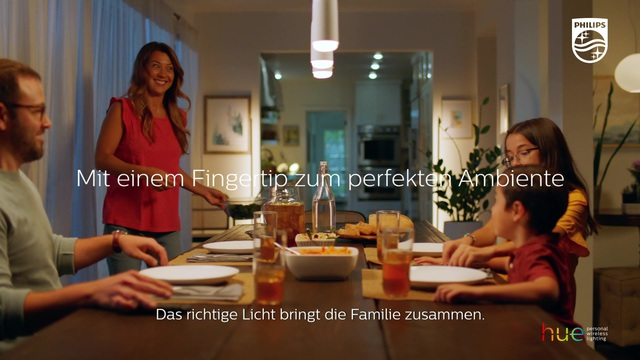 Philips - Hue - Dinner Time Switch Video 12