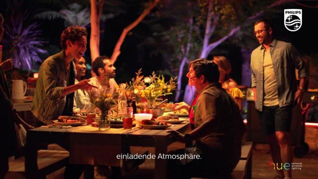 Philips - Hue - Gartenparty Video 21