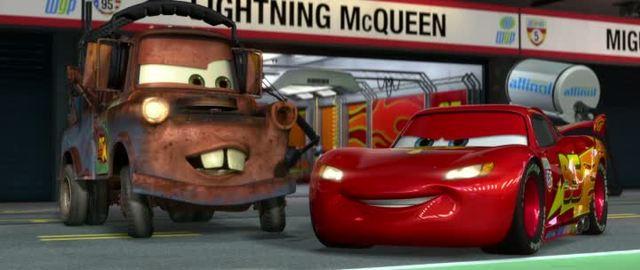 Cars 2 Video 3