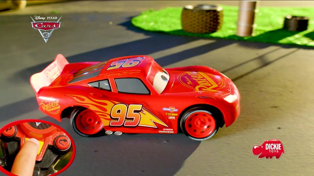 Dickie Toys - Cars 3 Video 5