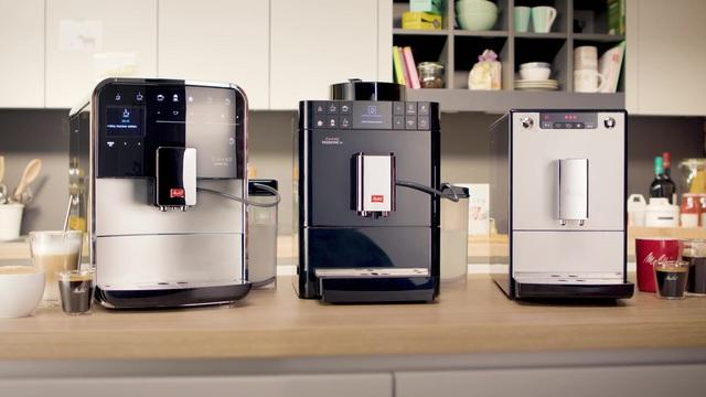 Melitta - Kaffeevollautomaten Video 6