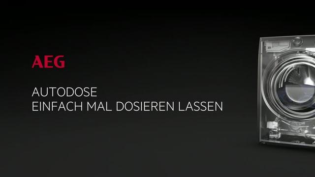 AEG - AutoDose - Einfach mal dosieren lassen Video 11