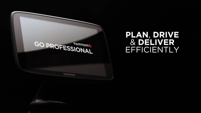 TomTom - Go Professional Video 3