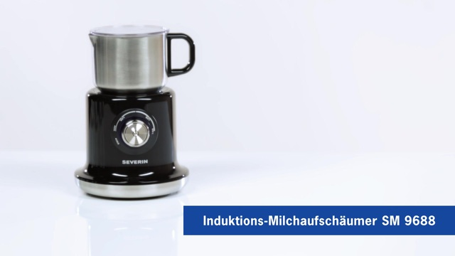 Severin - Induktions-Milchaufschäumer SM 9688 Video 3