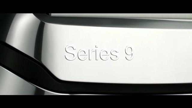 Braun - Series 9 - Einzigartiges Design Video 8