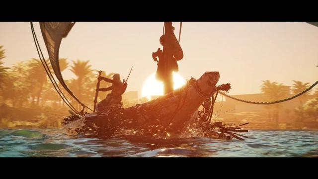Assassin's Creed Origins Video 13