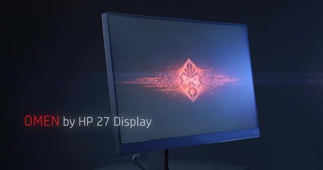 HP - Omen Displays Video 3
