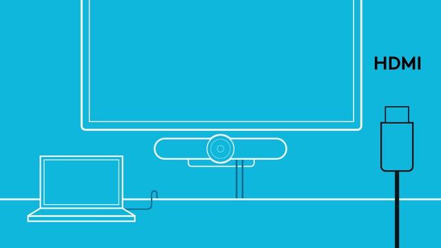 Logitech - MeetUp ConferenceCam - Installation Video 3