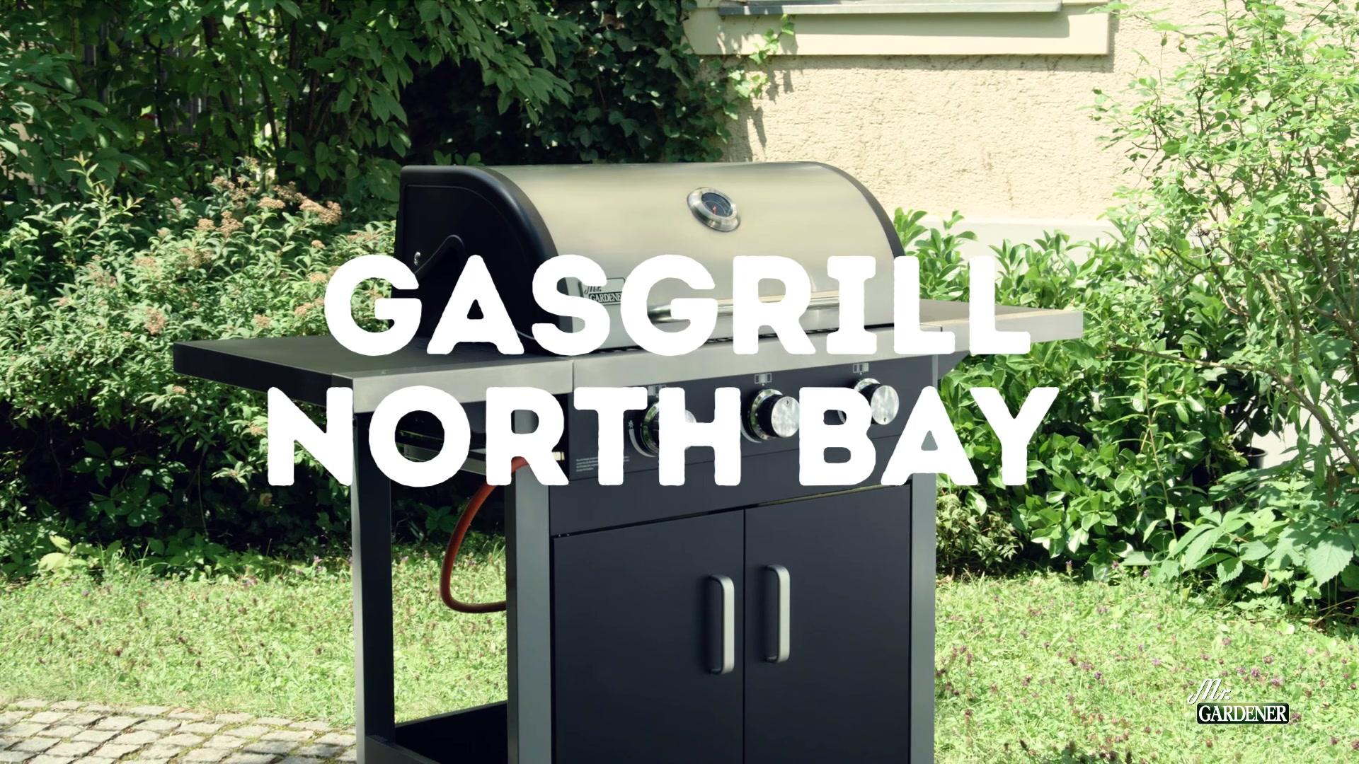 Enders Gasgrill Hagebau : Mr gardener gasgrill north bay« brenner hagebau
