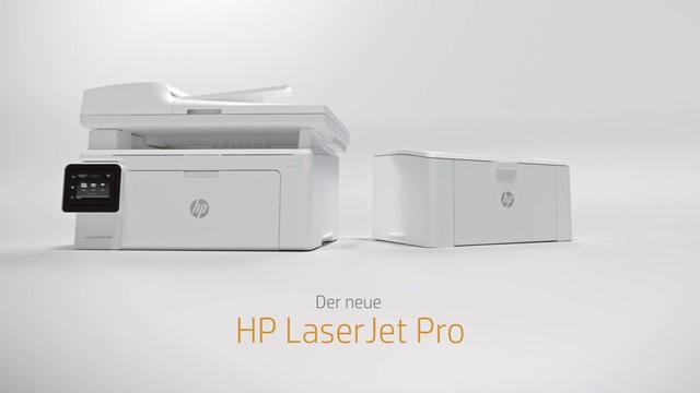 HP - LaserJet Pro Video 3