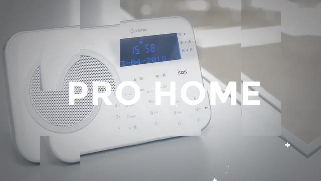 Olympia - ProHome Alarmanlagen Video 2