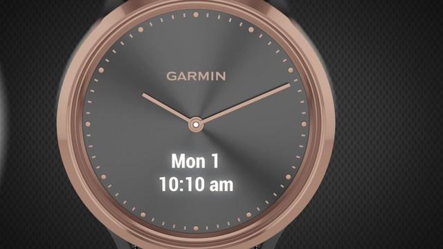 Garmin - Vivomove HR Video 3