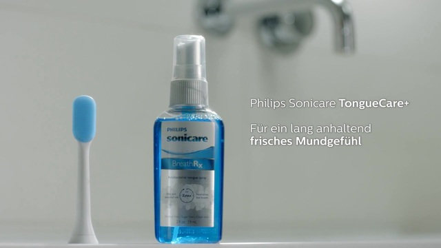 Philips Sonicare Zungenreiniger Video 5