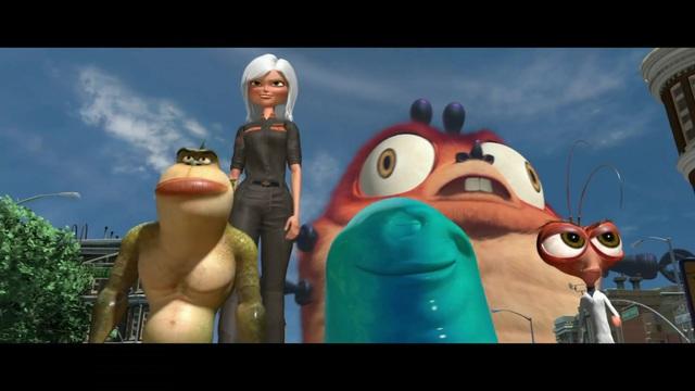 Monster und Aliens Video 3