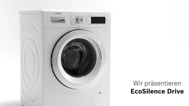 Bosch - Was ist EcoSilence Drive? Video 3