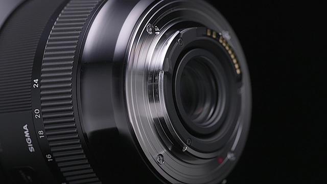 SIGMA - Art 12-24mm F4 DG HSM Video 3