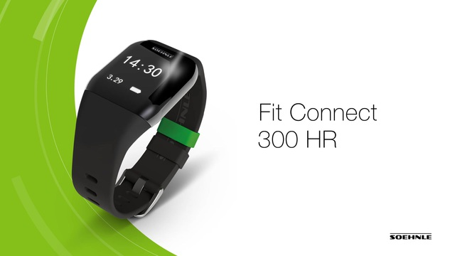 Soehnle - Fit Connect 300 HR Fitness-Tracker Video 2