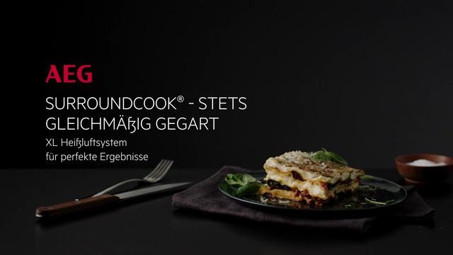 AEG - SurroundCook Video 3