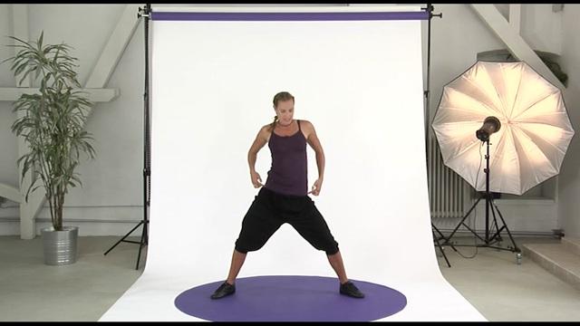 Jennifer Hößler - Dance Fatburner Video 2