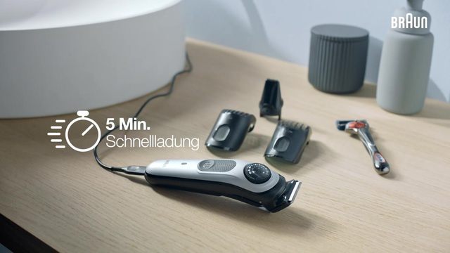 Braun - Barttrimmer BT5060 Video 3