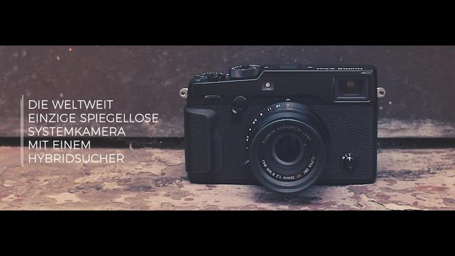 Fujifilm - X-Pro2 Video 3