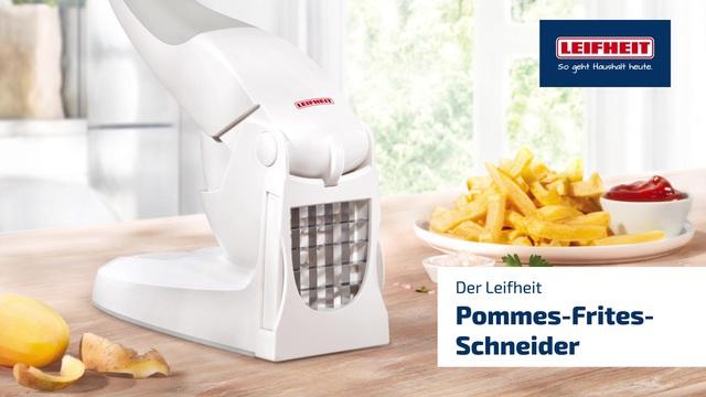 Leifheit - Pommes-Frites-Schneider Video 2