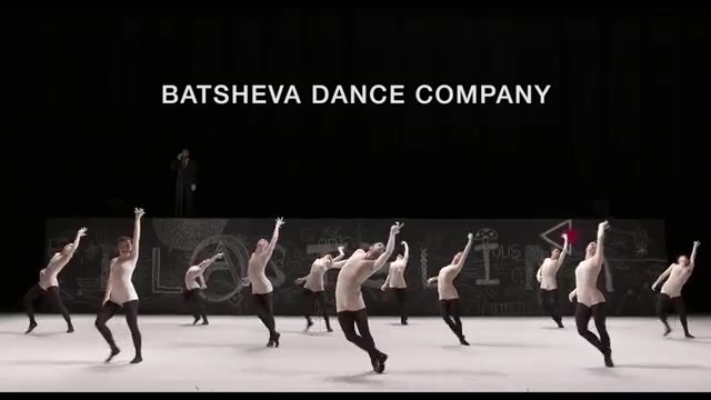 The Art of Ohad Naharin Video 3