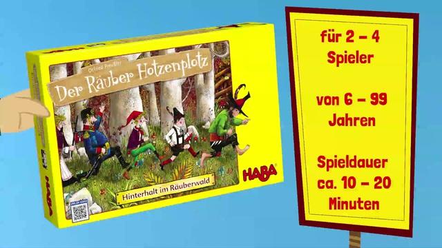 Räuber Hotzenplotz - Hinterhalt im Räuberwald (deutsch) Anleitungsvideo